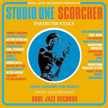 Various 'Studio One Scorcher' 3xLP