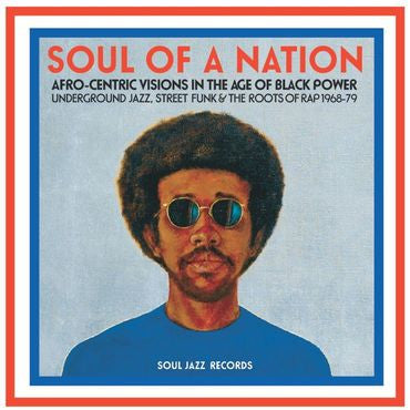 Various 'Soul Of A Nation: Afro-Centric Visions in the Age of Black Power' 2xLP