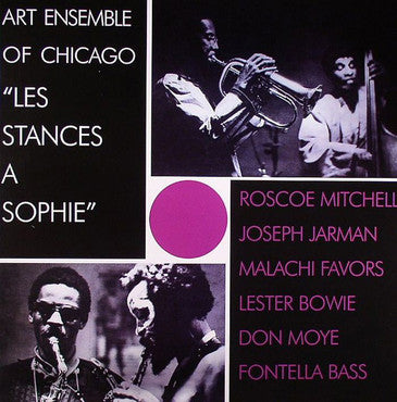 Art Ensemble Of Chicago 'Les Stances A Sophie' 2xLP