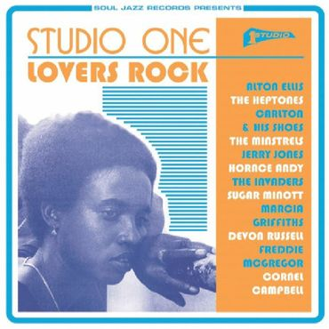 Various 'Studio One: Lovers Rock' 2xLP