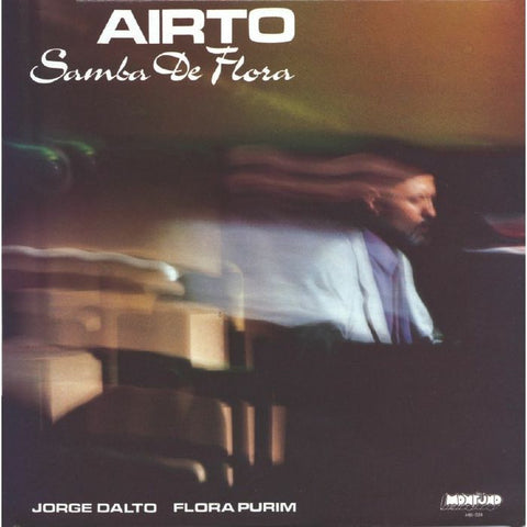 Airto 'Soul Jazz Records presents Airto: Samba De Flora' LP