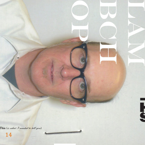 Lambchop 'This (Is What I Wanted To Tell You)' LP