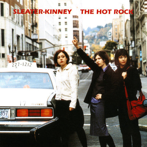 Sleater-Kinney 'The Hot Rock' LP