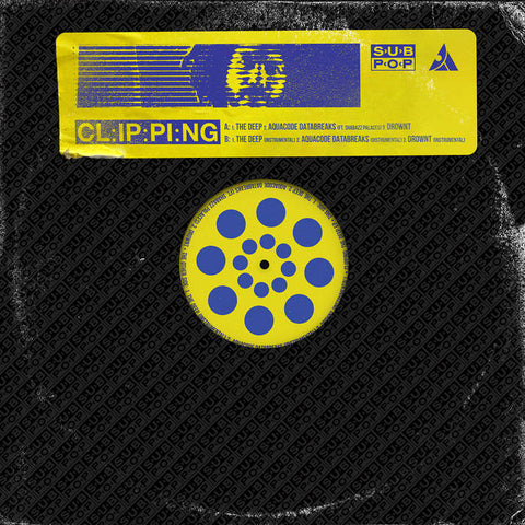 Clipping 'The Deep' 12""