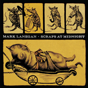 Mark Lanegan 'Scraps At Midnight' LP