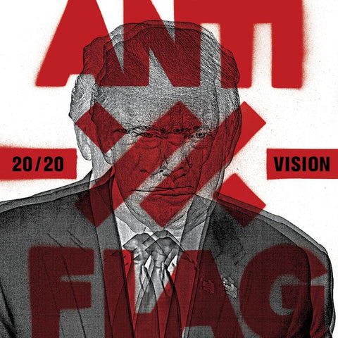 Anti-Flag '20/20 Vision' LP