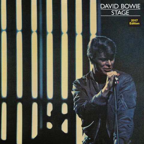 David Bowie 'Stage (2017)' 3xLP