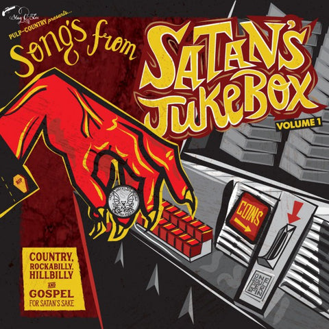 Various 'Songs From Satan's Jukebox Volume 1' 10""