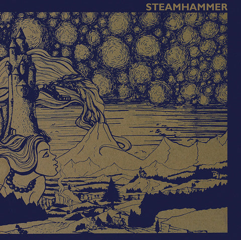 Steamhammer 'Mountains' LP