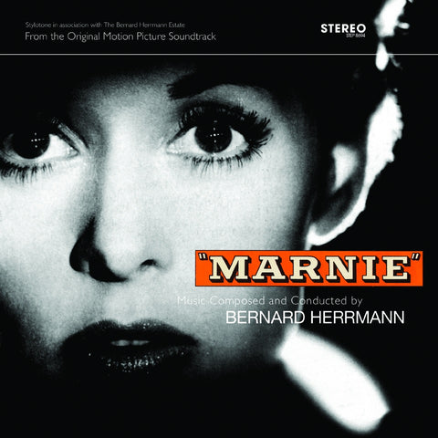 Bernard Herrmann 'Marnie - From The Original Motion Picture Soundtrack' 7""
