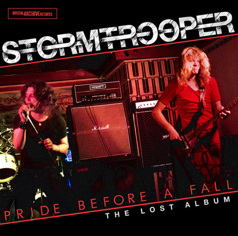 Stormtrooper 'Pride Before A Fall - The Lost Album' LP + 7""