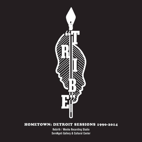 Tribe 'Hometown: Detroit Sessions 1990-2014' 2xLP