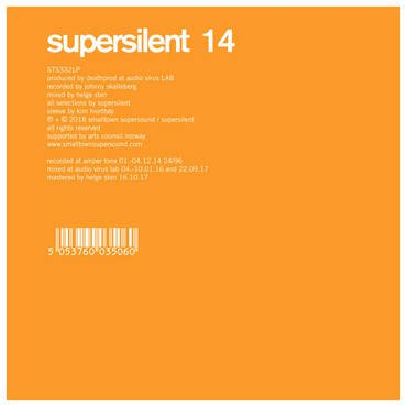 Supersilent '14' LP