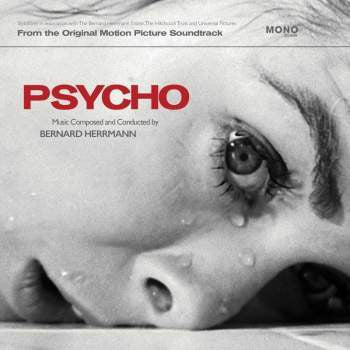 Bernard Herrmann 'Prelude / Murder (From The Motion Picture Soundtrack: Psycho)' 7""