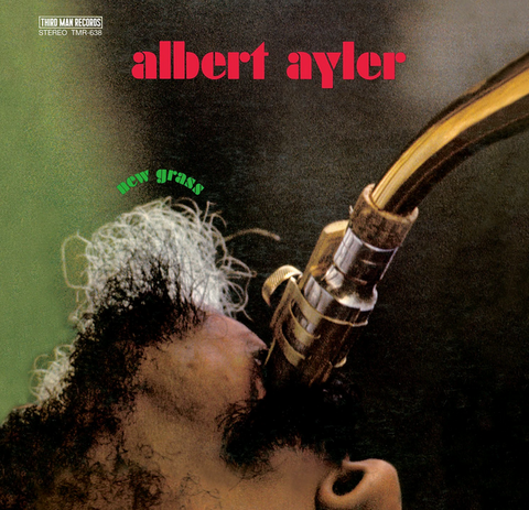 Albert Ayler 'New Grass' LP
