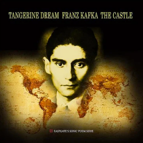 Tangerine Dream 'Franz Kafka - The Castle' 2xLP