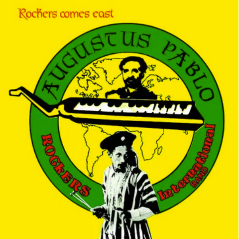 Augustus Pablo 'Rockers Come East' LP