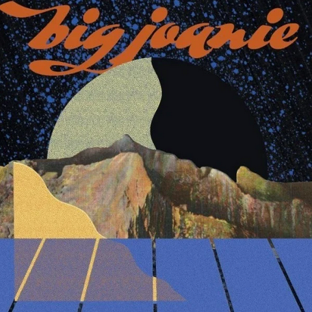 Big Joanie Cranes 'In The Sky / It's You' 7""