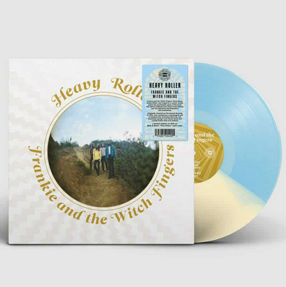 Frankie and the Witch Fingers 'Heavy Roller' LP