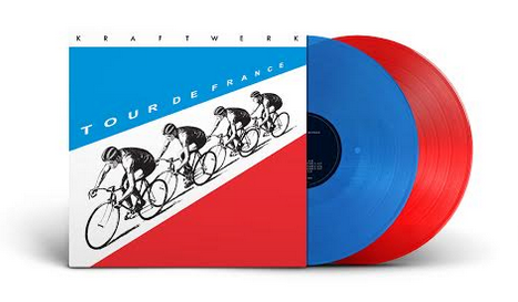 Kraftwerk 'Tour De France' 2xLP