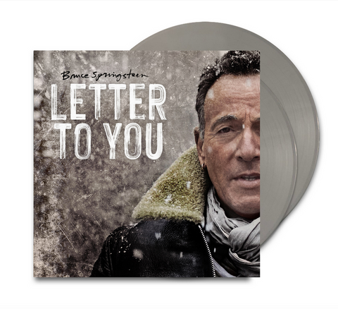 Bruce Springsteen 'Letter To You' 2xLP
