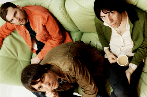 The Cribs 'Night Network' Album Launch: Intimate Live Show