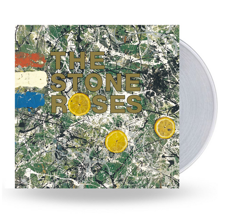 The Stone Roses 'The Stone Roses' LP (Clear Vinyl)