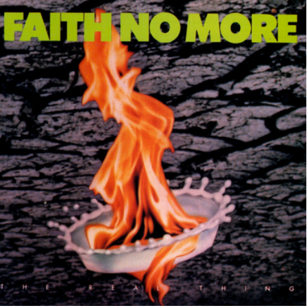 Faith No More 'The Real Thing' LP