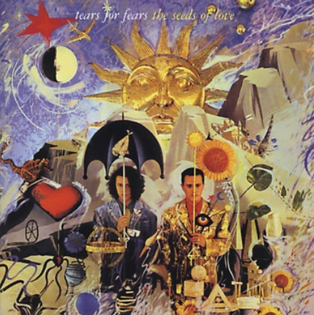 Tears For Fears 'The Seeds Of Love' LP