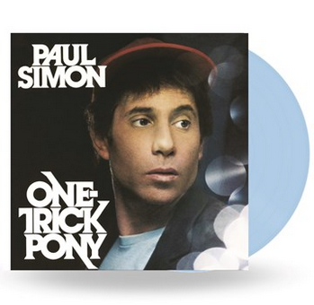 Paul Simon 'One Trick Pony' LP