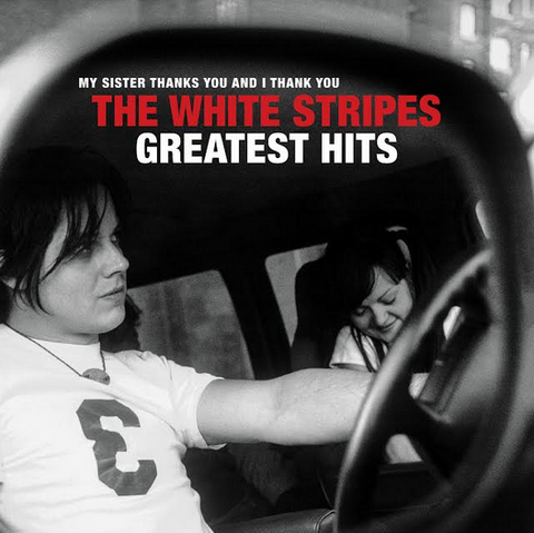The White Stripes 'Greatest Hits' 2xLP
