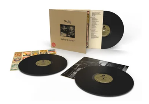 Tom Petty 'Wildflowers and All the Rest' 3xLP