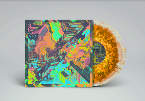 Psychedelic Porn Crumpets 'Shyga! The Sunlight Mound' LP