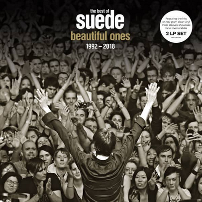 Suede 'Beautiful Ones: The Best Of Suede 1992 - 2018' 2xLP