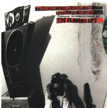 The Flaming Lips 'Transmissions From The Satellite Heart' LP