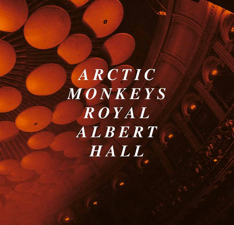 Arctic Monkeys 'Live At The Royal Albert Hall'