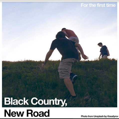 Black Country New Road 'For The First Time' LP
