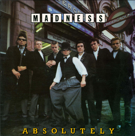 Madness 'Absolutely' LP