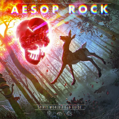 Aesop Rock 'Spirit World Field Guide' 2xLP