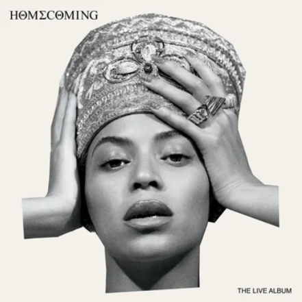 Beyonce 'Homecoming - The Live Album' 4xLP