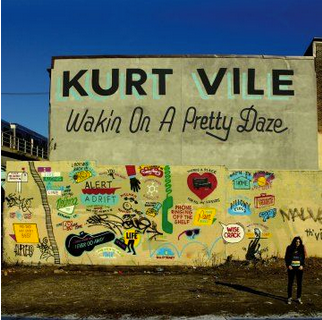 Kurt Vile 'Wakin' In A Pretty Daze' 2xLP