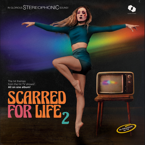 Various 'Scarred For Life 2' 2xLP