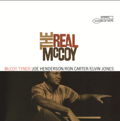 McCoy Tyner 'The Real McCoy' LP
