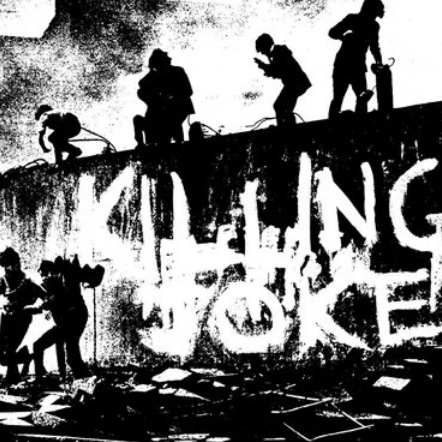 Killing Joke 'Killing Joke' LP