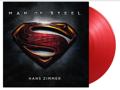 Hans Zimmer 'Man Of Steel (Original Soundtrack)' 2xLP