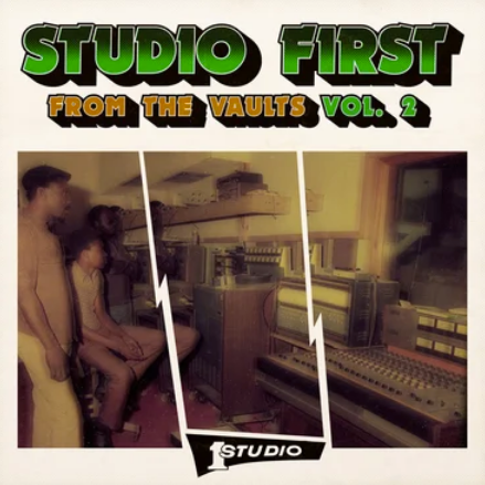 Various 'Studio First: From The Vaults Volume 2' 2xLP + 12""