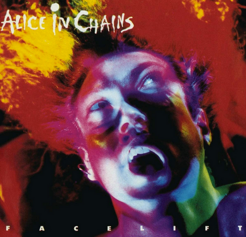 Alice In Chains 'Facelift' 2xLP