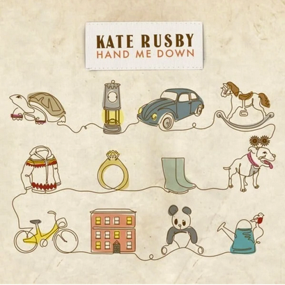 Kate Rusby 'Hand Me Down' 2xLP