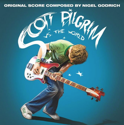 Nigel Godrich 'Scott Pilgrim vs. The World (Motion Picture Score)'