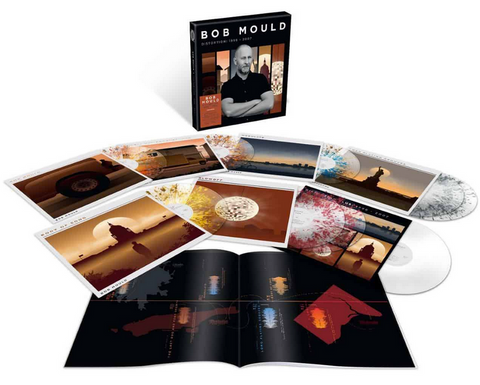 Bob Mould 'Distortion 1996 - 2007' 9xLP Box Set
